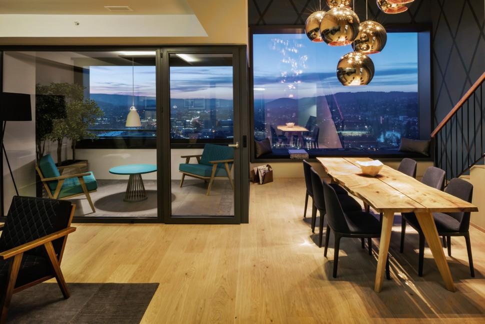 Apartament elegant și luxos în Zurich