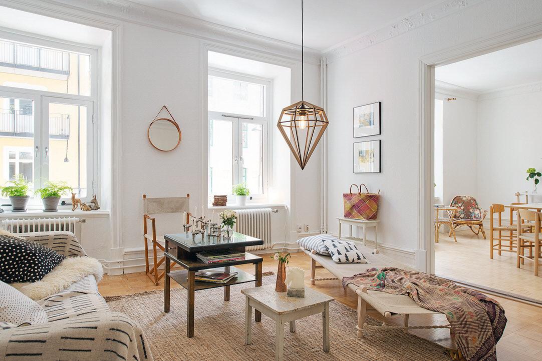 apartament, suedez