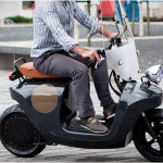 Be.e, primul scooter electric fabricat din materiale naturale!