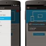 Cu aplicația Chromecast îți conectezi telefonul Android la TV