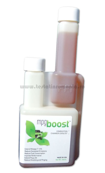 mpg boost, reduci consumul de benzina sau motorina
