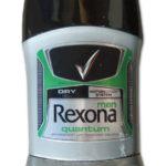 Rexona Dry Men Quantum – protecție îndelungată chiar dacă aplici puține straturi!