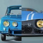 Dacia 1100 Roadster Concept – realizat de Alexandru Maris Bogdan