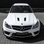 mcchip-dkr Mercedes-Benz C 63 AMG mc8xx, cu vopsea de la AUDI!