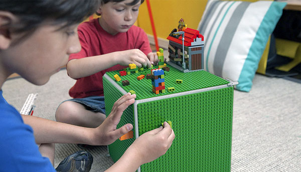 cubie cutie lego