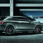 Alfa Romeo Brera 2014 redesenată la interior de Italia Independent