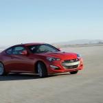 Hyundai Genesis Coupe 2015 – mai multă performanță la un cost mai mic