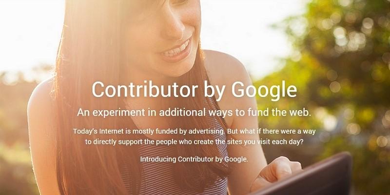 Google Contributor, un serviciu care înlătură reclamele