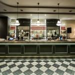 Restaurant și bar cu design inspirat din anii '60