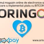 Electronicele și IT-ul se vând și cu bitcoin