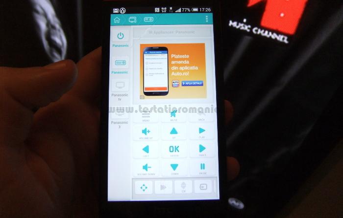 SureMote – telecomanda universală din telefonul tău!