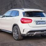 "Carlsson a ""operat"" după bunul plac modelul GLA Mercedes-Benz"