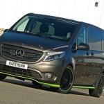 Mercedes-Benz Vito de la Hartmann – o dubă sportivă, pentru un transport rapid!