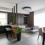 Un apartament ultramodern în Ucraina
