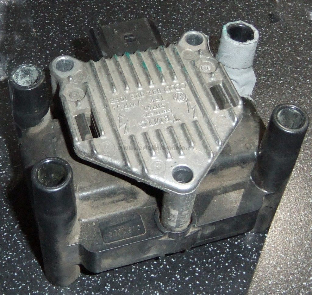 bobina inductie reparata