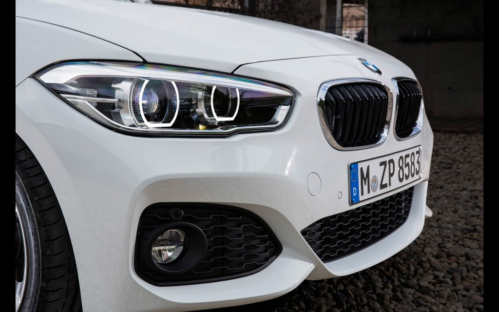 faruri BMW seria 1