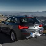 BMW seria 1, doar 3,4 litri/100km