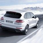 Porsche Cayenne SUV primește un nou motor