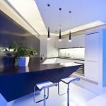 Apartament cu design minimalist, dar foarte inteligent!