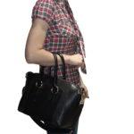 """Geanta Paris – realizată cu multă atenție pentru ținute business sau """"casual"""""""