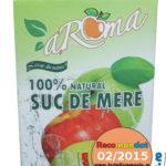 Suc de mere aRoma, 3 litri
