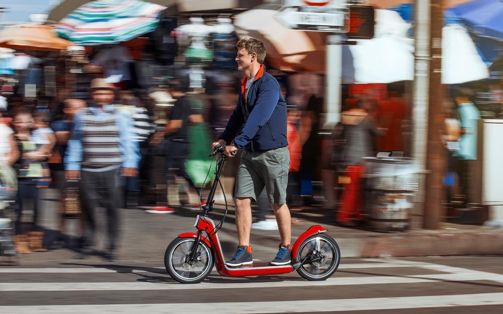 Mini Citysurfer – scooterul electric pentru mediul urban