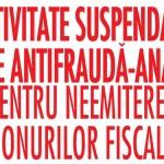 De azi, ANAF va poate inchide afacerea daca nu insistati cu bonul fiscal!