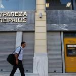 Doua bănci grecești din România zboară din indexul Europei