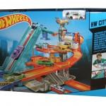 """HotWheels HW City – un """"mic oraș"""" cu spălatorie"""
