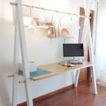 Cel mai simplu și mai frumos birou pe care l-am văzut!
