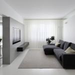 Lux și minimalism la cel mai ridicat nivel pentru un apartament cu două camere!