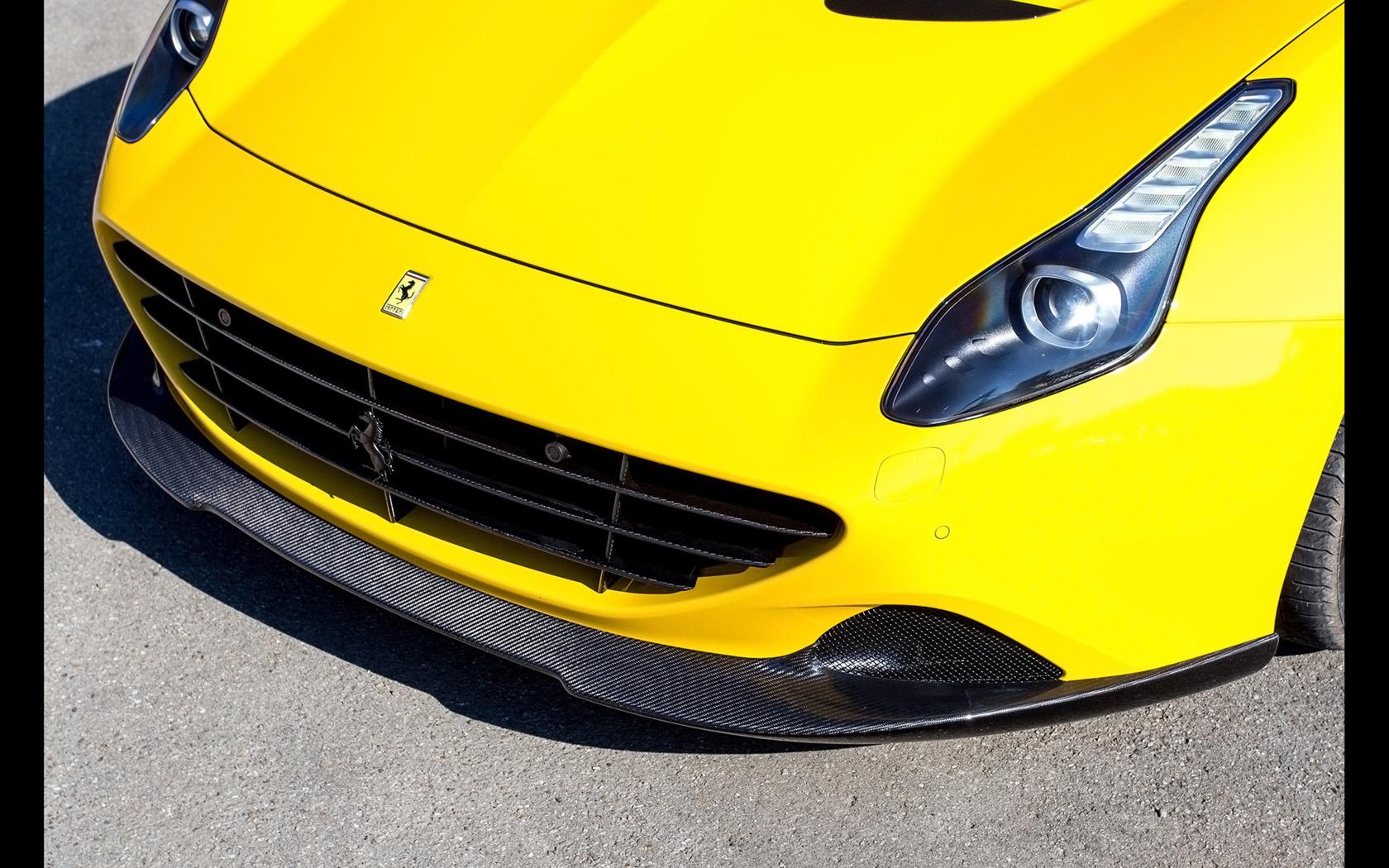 Novitec Rosso Ferrari California T 2015 este o reinterpretare a modelului din 2008