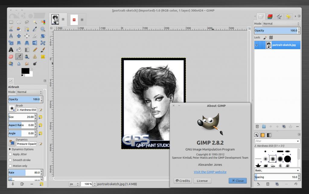 gimp-2.8.2