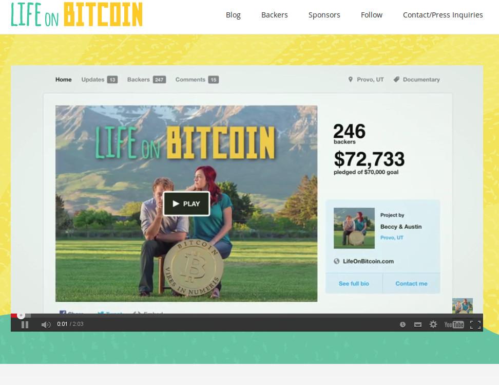 """""""Life on Bitcoin"""" – documentarul care îți arată cum este să trăiești doar cu bitcoin!"""