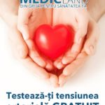 Testează-ți gratuit tensiunea arterială în Oradea