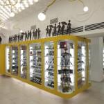 Design de interior pentru un magazin de telefoane