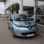 Cu Renault ZOE economisești 5000 lei/an comparativ cu un vehicul pe benzină!