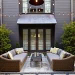 O reședința care știe să îmbină stilul de viață rustic cu cel modern