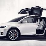 Tesla Model X – autonomie de 400 km