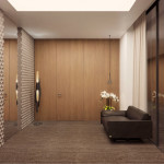 Design de interior pentru etajul VIP a băncii VTB