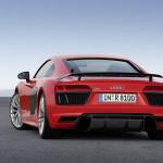 Audi R8 V10 plus, pentru mai multă performanță!