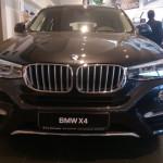 BMW X4, fratele mai mic a lui X6