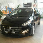 Hyundai i30 mic, confortabil și perfect pentru călătorii lungi