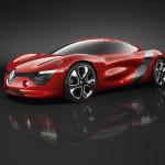 Renault DeZir – cu motor electric