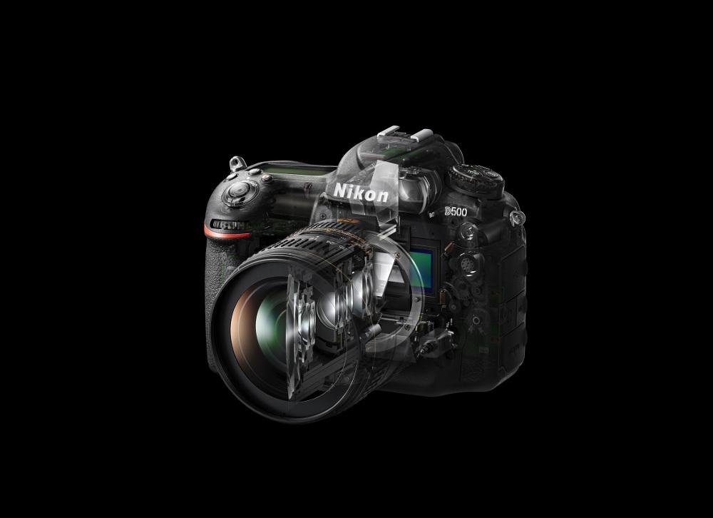 Nikon D500 CES-2016