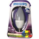 Bec Philips E14 cu LED 6W și 470 lm