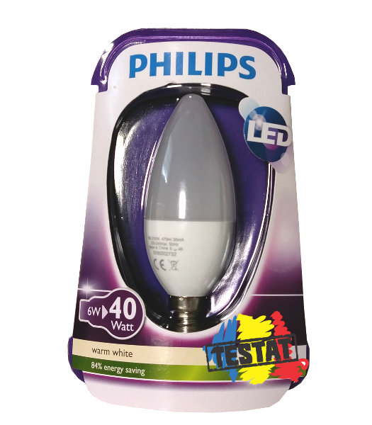 bec philips led e14