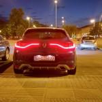TEST de seară: Renault Megane GT 1,6 litri, 205 CP, 7 sec. 0-100 km/h