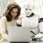 Oamenii pot empatiza cu roboții!