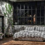 Dormitorul de lux care combină concepții diferite